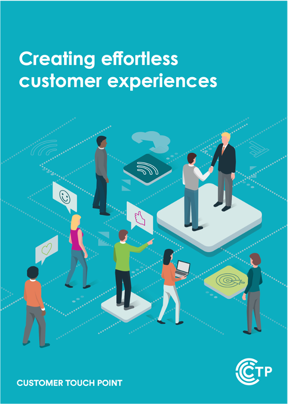 Customer Touch Point Brochure