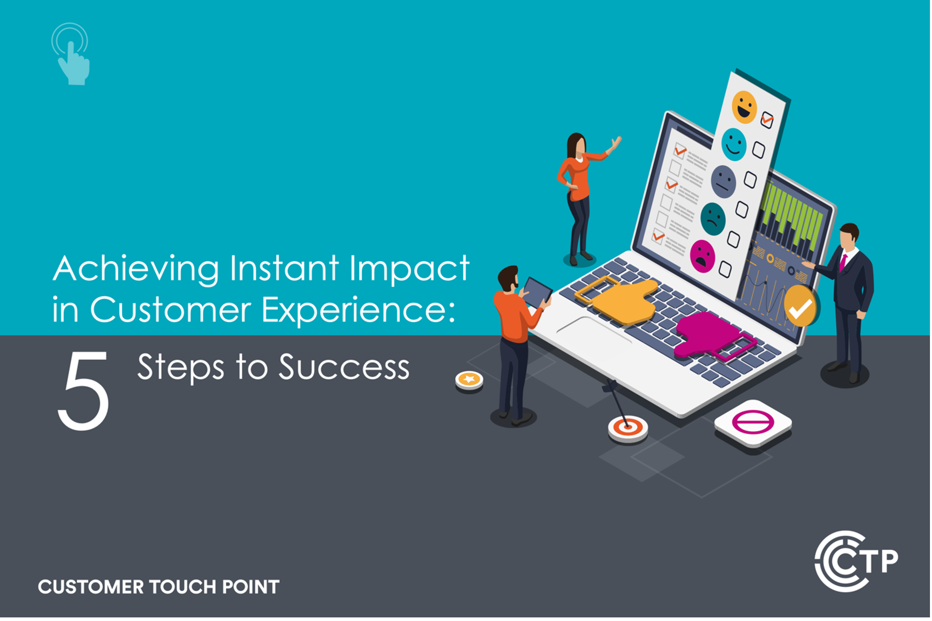 eBook – Instant Impact in Customer Experience